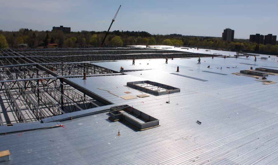 Ikea Ottawa domination Steel structural 3
