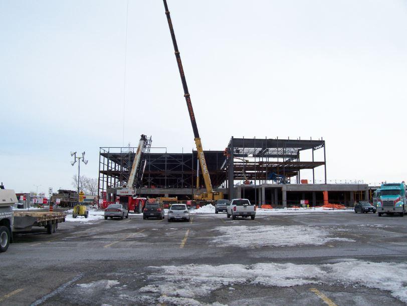 Ikea Ottawa domination Steel structural 4