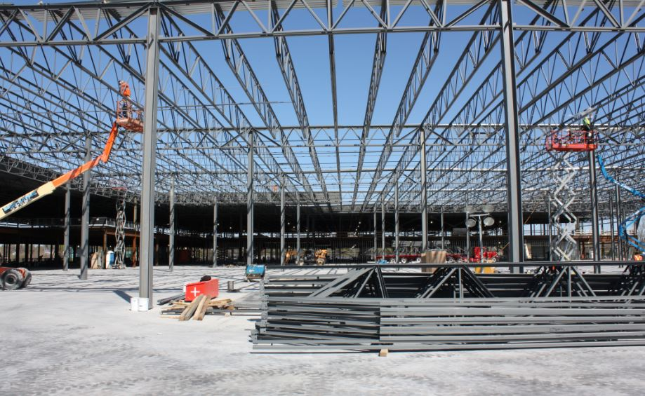 Ikea Ottawa domination Steel structural 6